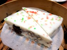 Red Bean Rice Cake